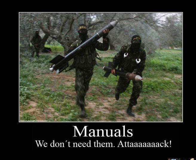 Manuel on en a pas besoin! Attack!!!! - meme