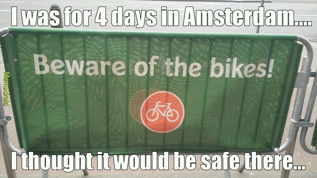 Yep '-' Bikes... - meme