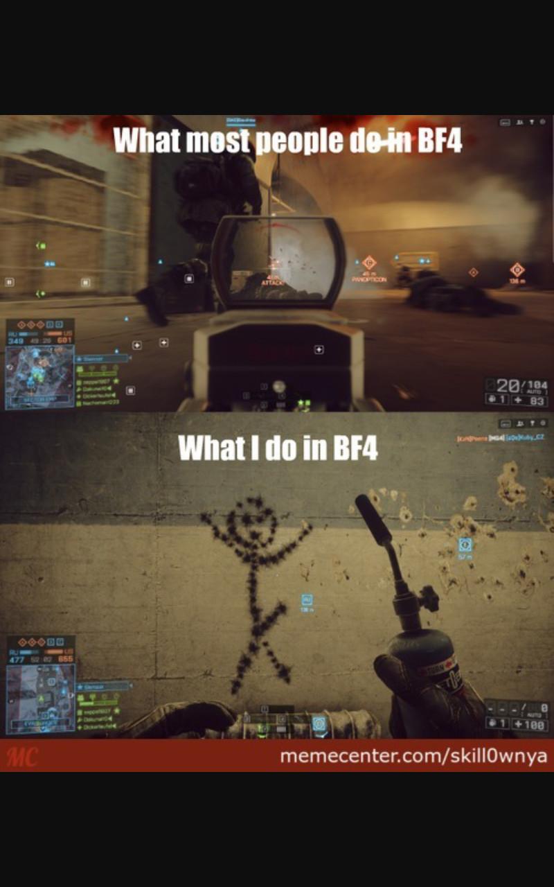 Bf4 for life - meme