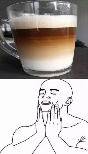 Cafe perfecto - meme