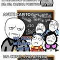 Lezione di chimica...