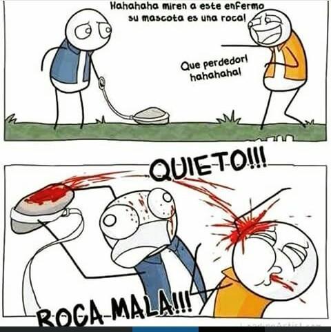Roca malaaaa - meme