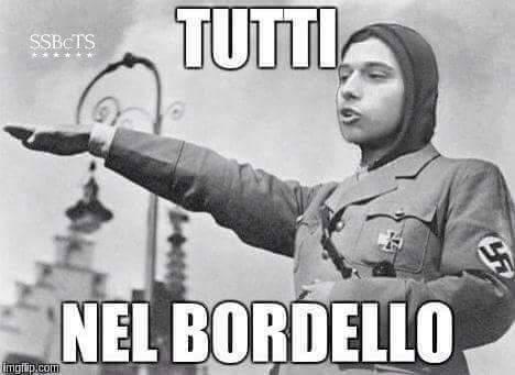 Bordello - meme