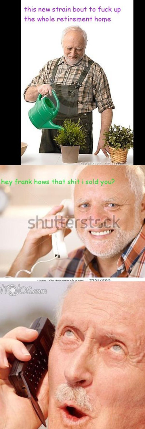 Hey, Frank - meme