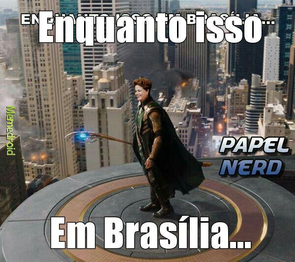 Dilma... - meme