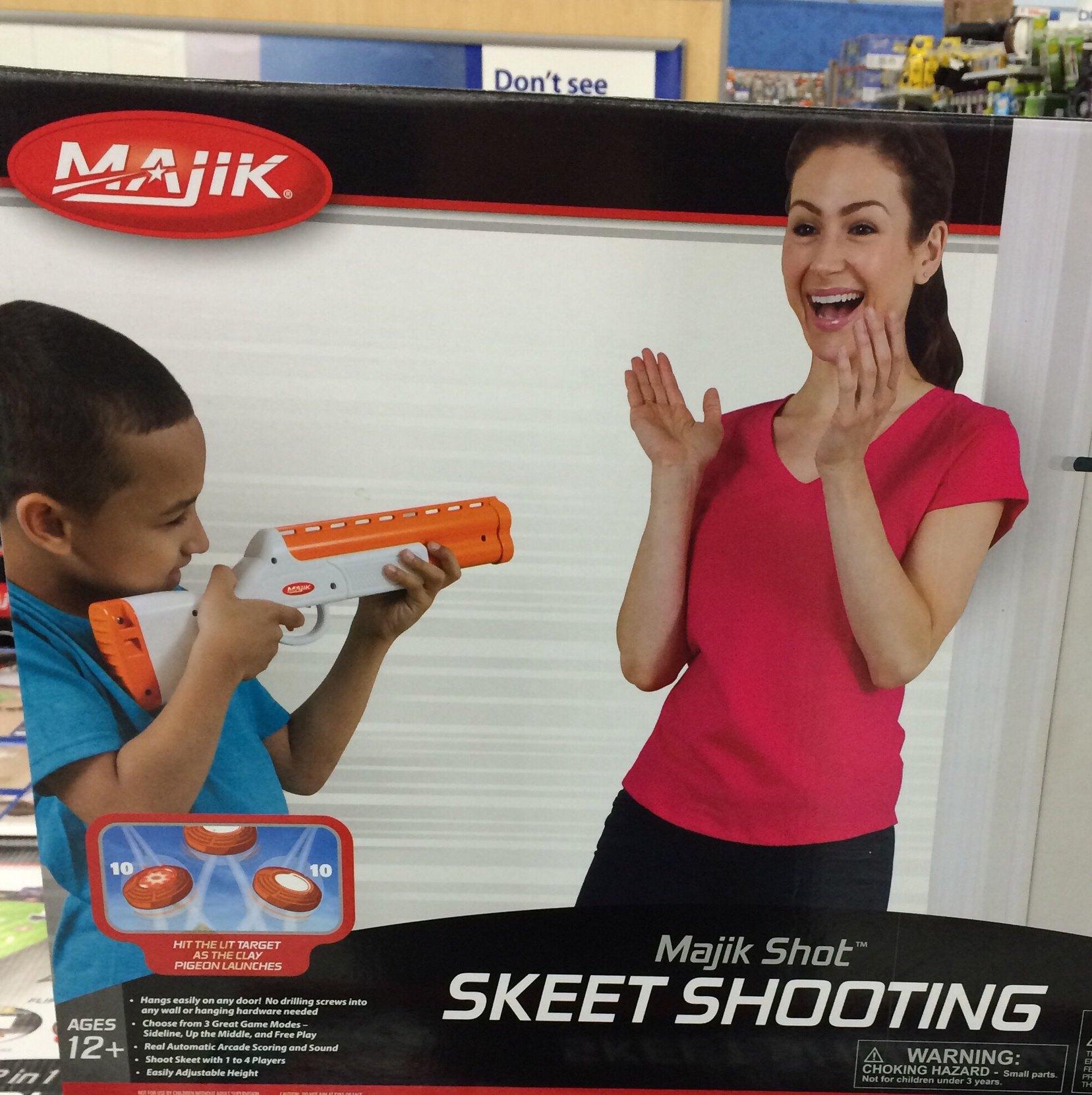 """""""Skeet shooting"""" - meme"""