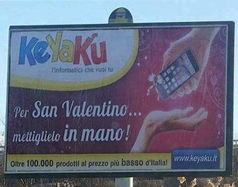 Solo per San Valentino eh.... - meme