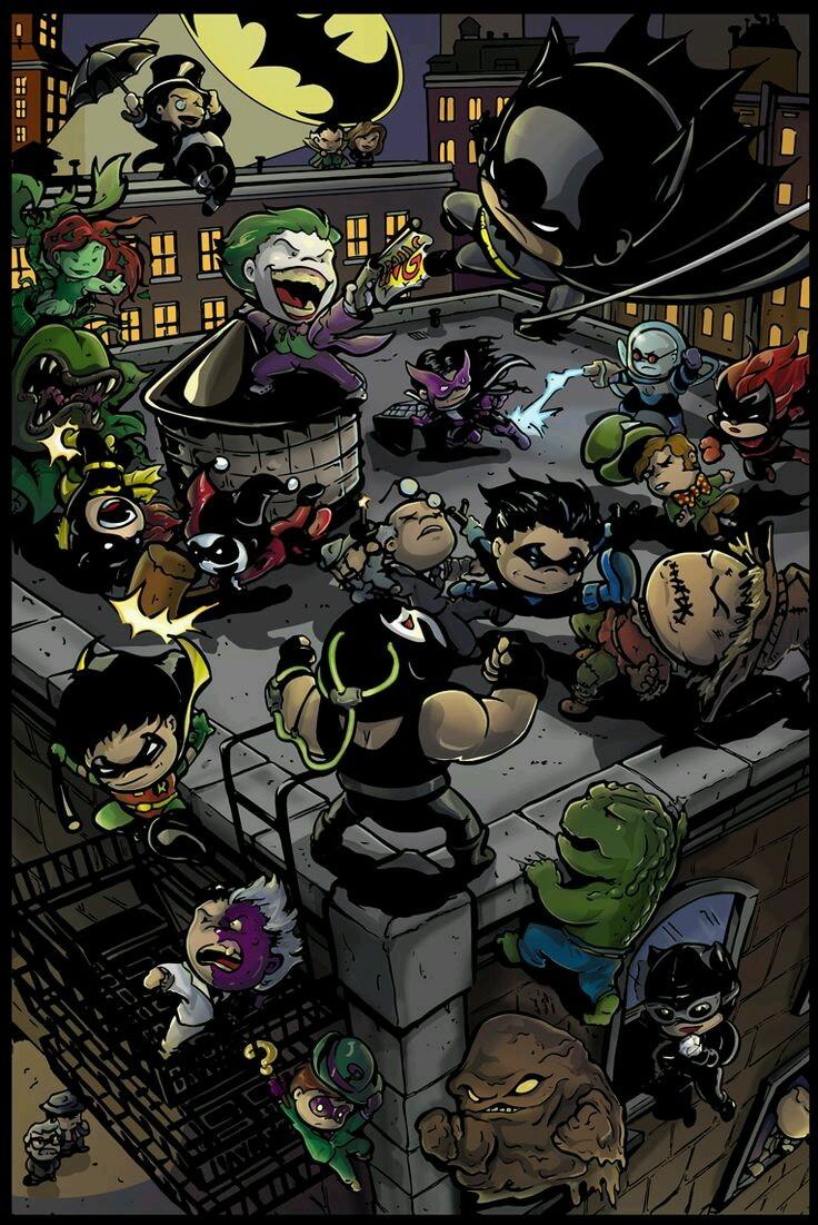 Gotham - meme