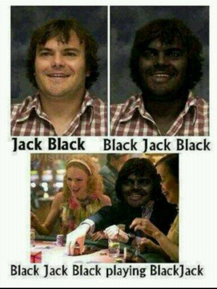 Jack Black - meme