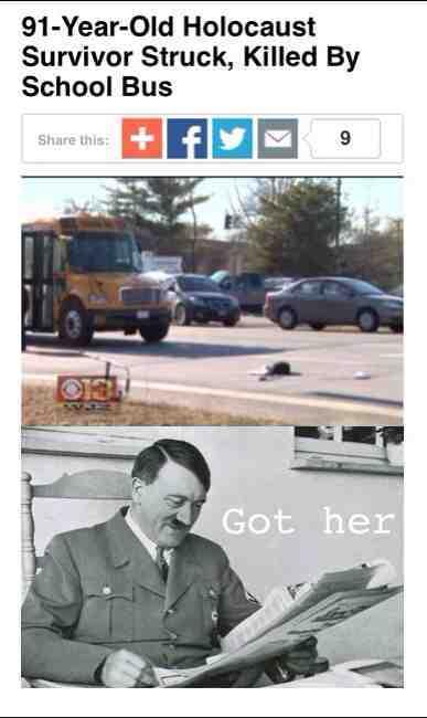 Hitlarious - meme