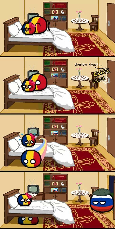 Romaniaball is of cheatings ^^ - meme