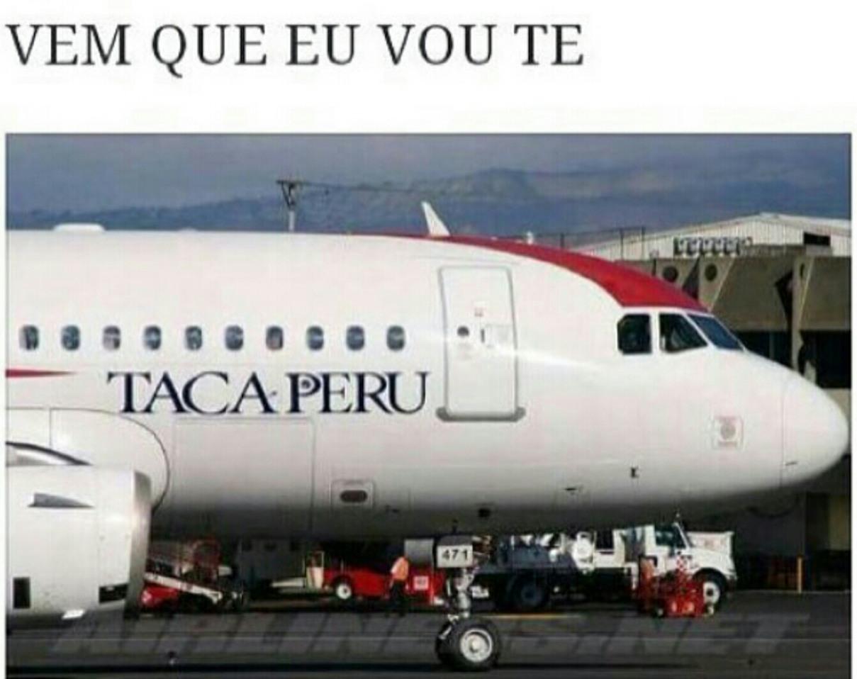 Peru airlines - meme