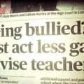 teachers are douchebags
