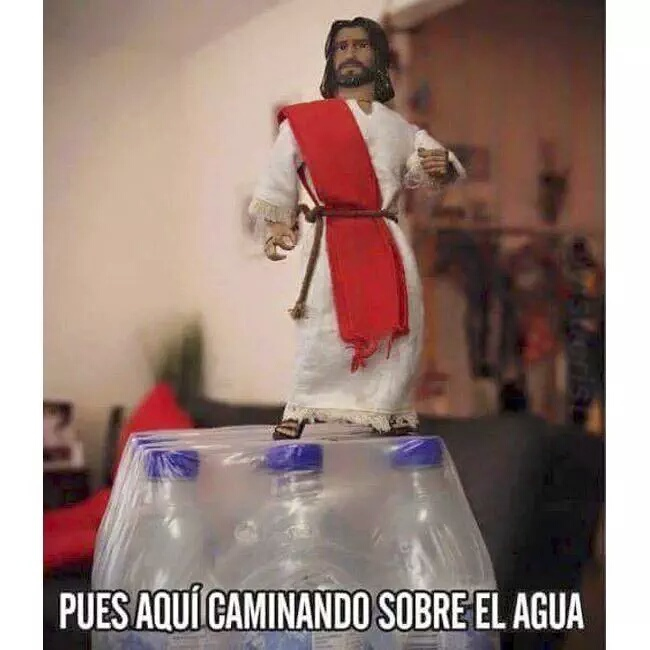 Jesús... - meme