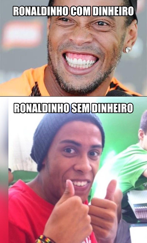 Ronaldinho gaúcho - meme