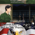 Anime name = GATE Thus The JSDF Fought There