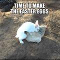 il est temps de faire les œufs de Pâques mdrrr