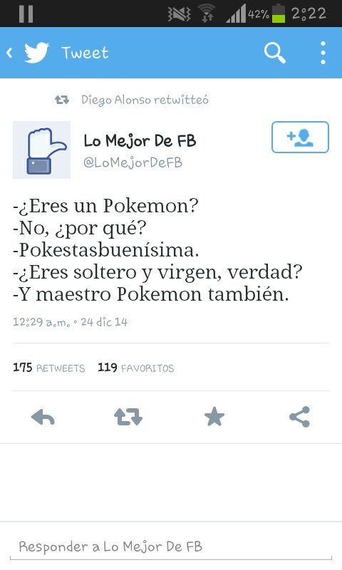 """""""Eres un Pokemon?"""" - meme"""