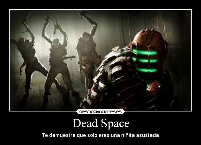 simplemente dead space - meme