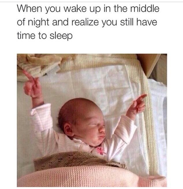 Time To Sleep - meme