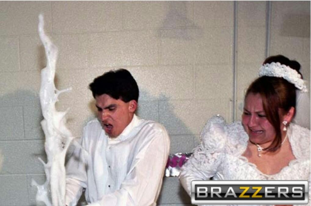 Un mariage qui a mal fini... - meme