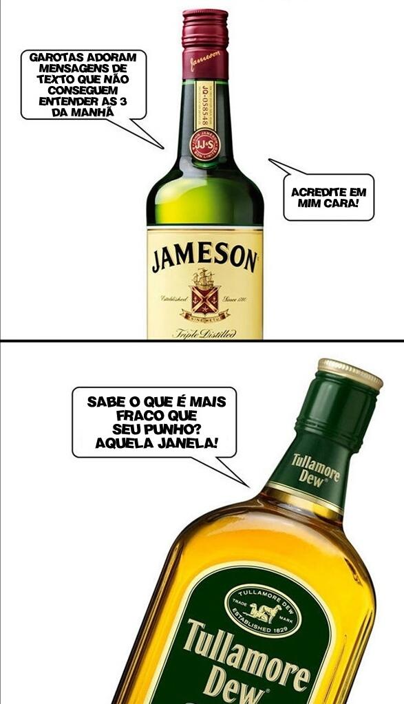 Bebidas parte 2 - meme