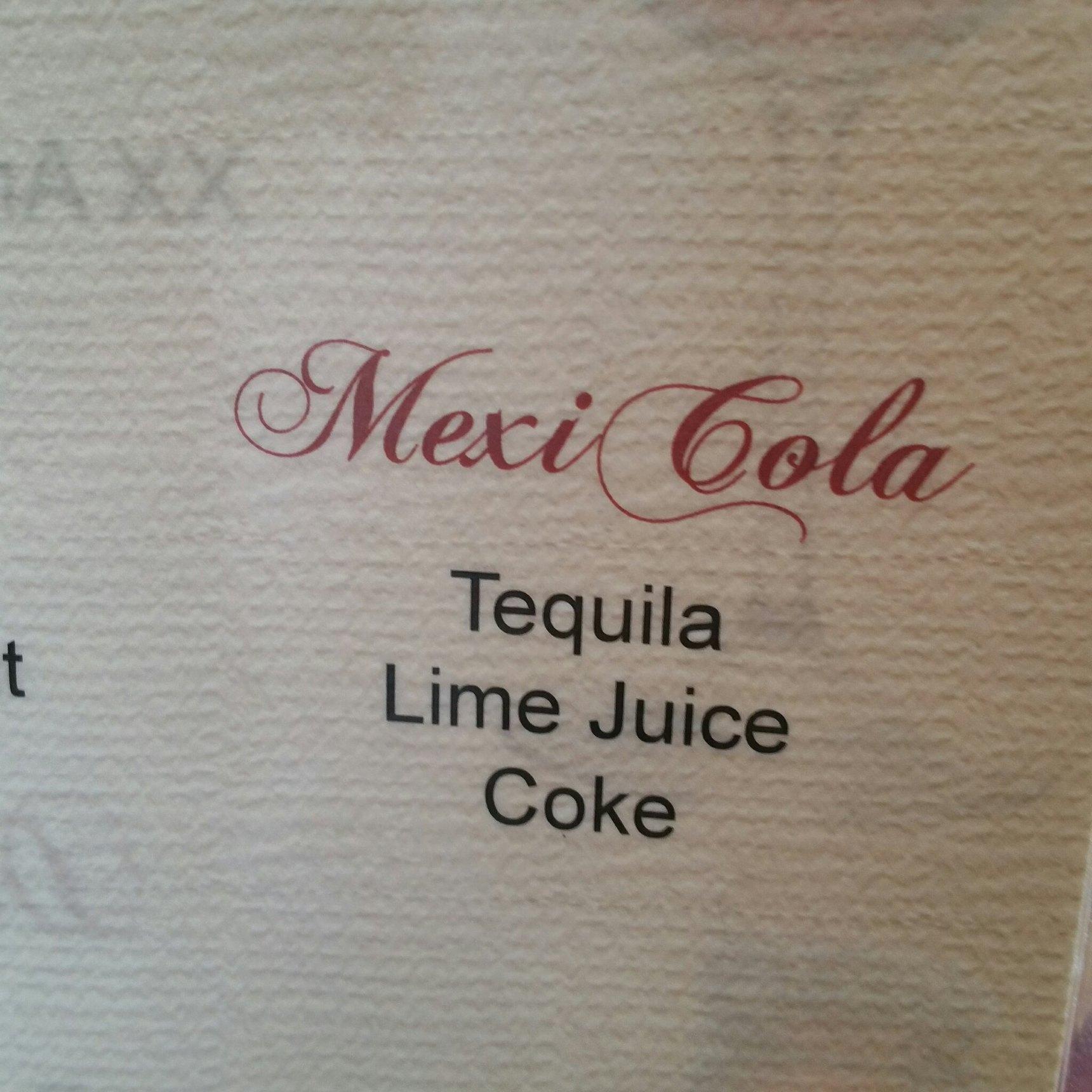 Mexican soda - meme