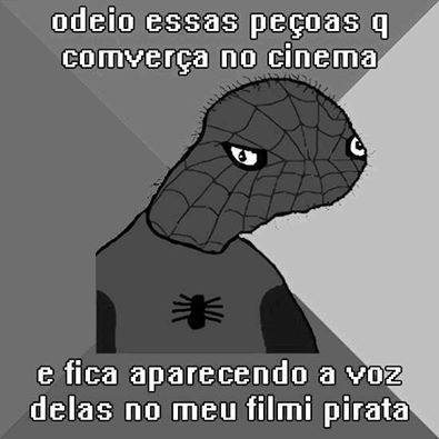 Filha da putas - bineco do deadpool - meme