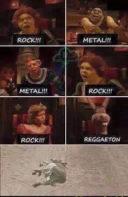 Reggaeton...........MÁTENLO!!!!!!! - meme