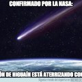 Penalty de Higuaín última hora