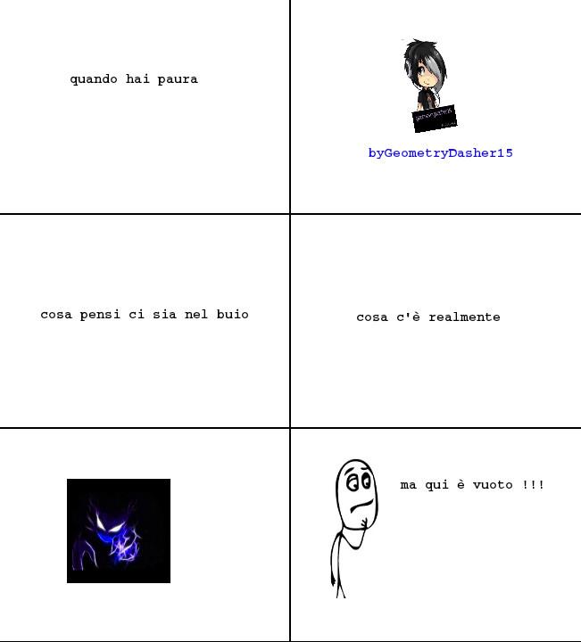 Cuando ai paurah - meme