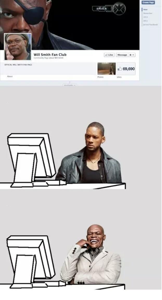 J'ai adoré Morgan Freeman dans Pulp Fiction... wut? - meme