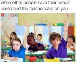 But teacher !!!!!!!!!!!!!!!!! - meme