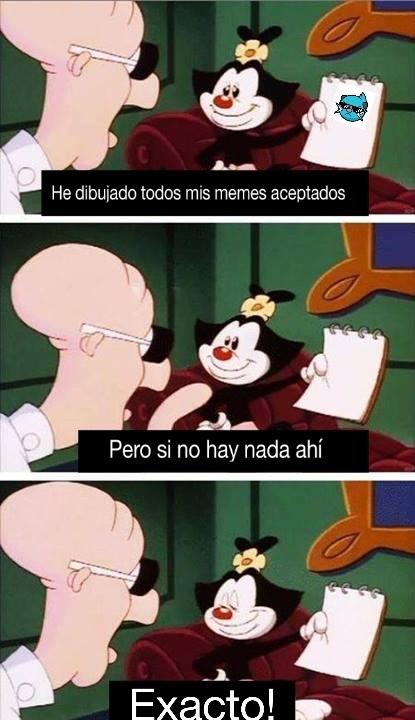 Este seria el primero - meme