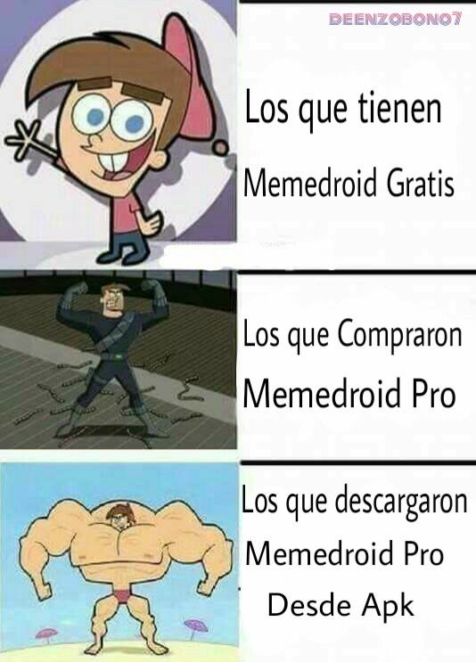 Gracias Aptoide - meme