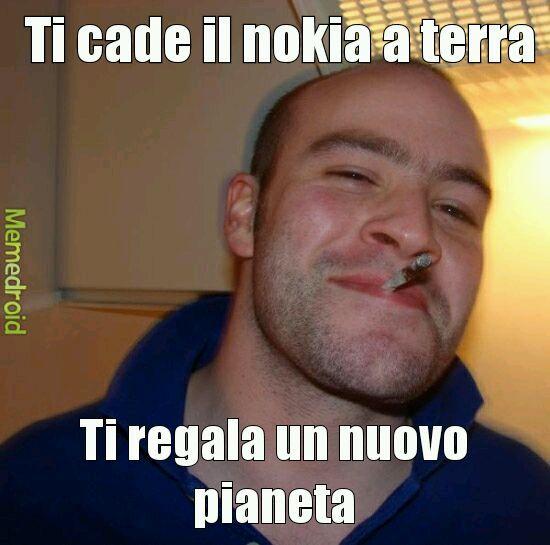 Nokia distruttore - meme
