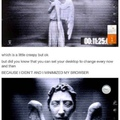 weeping angels man