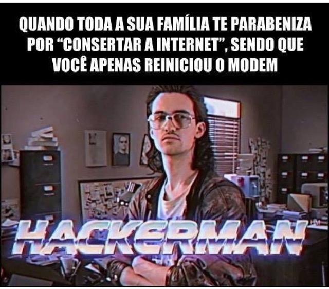 Hackerman - meme