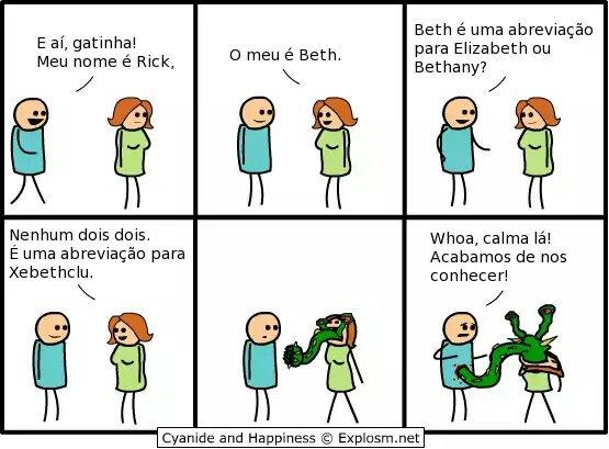 Beth - meme
