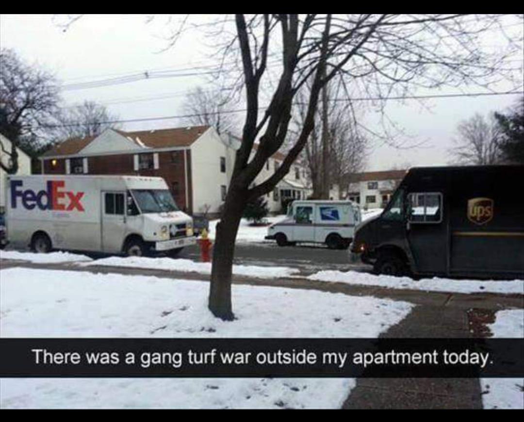 Gangs..... - meme