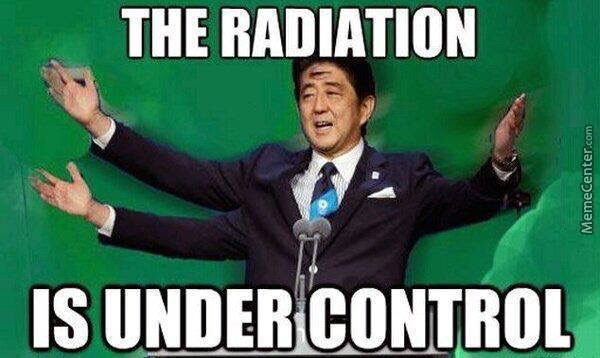 Everything under control - meme