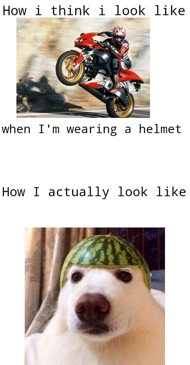 I ride an apache rtr 180 :) - meme