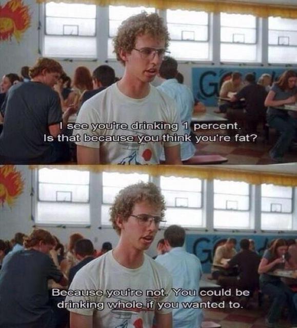 Greatest pickup line of all time. - meme