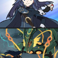 Pkmn Trainer Lucina wants to fight!