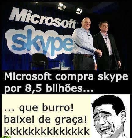 Skype by blanla - meme