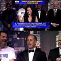 Julia Louis-Dreyfus on David Letterman's final episode