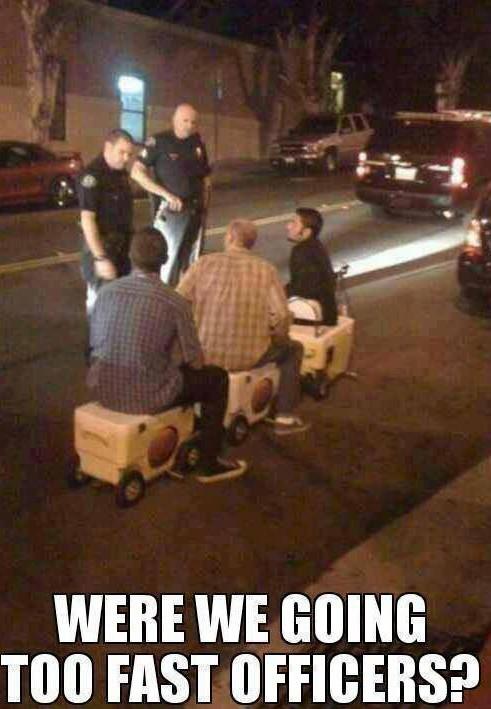 « Allions- nous trop vite officiers ? » - meme