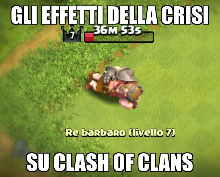 Clash of barbonu - meme