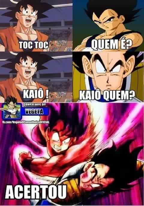 KAIOKEN BITCH!! - meme