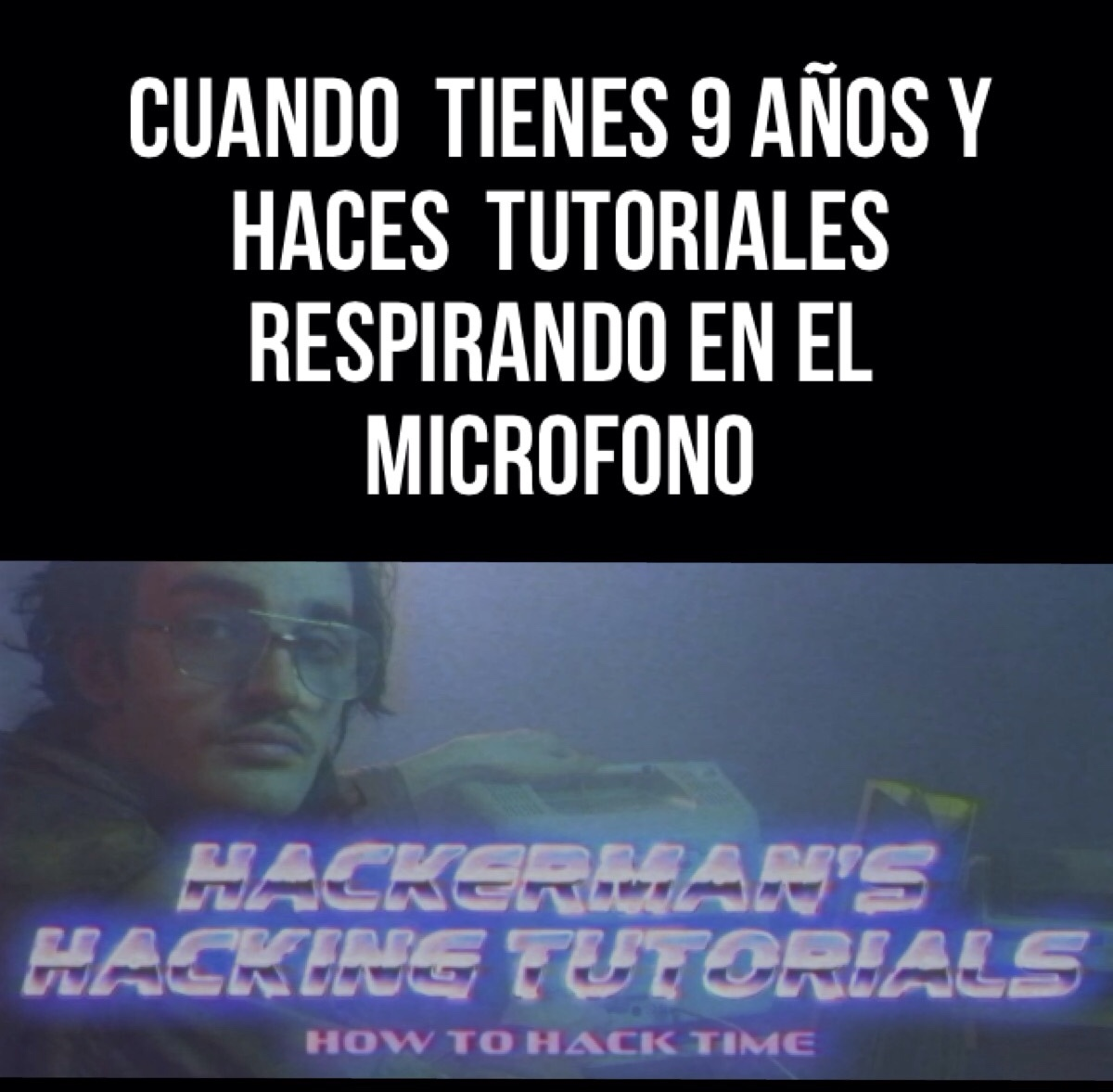 hackerman - meme